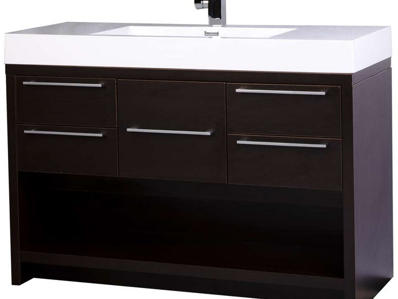 Bathroom Vanity 48 Inches Wide