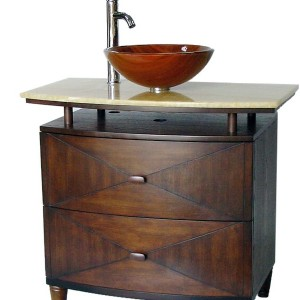 Bathroom Vanity And Sink Combination