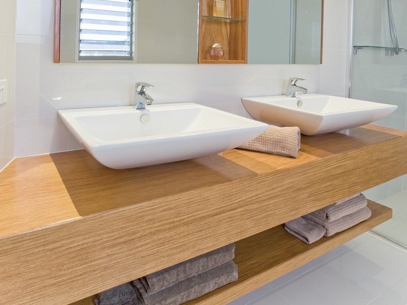 Bathroom Vanity Bench Tops