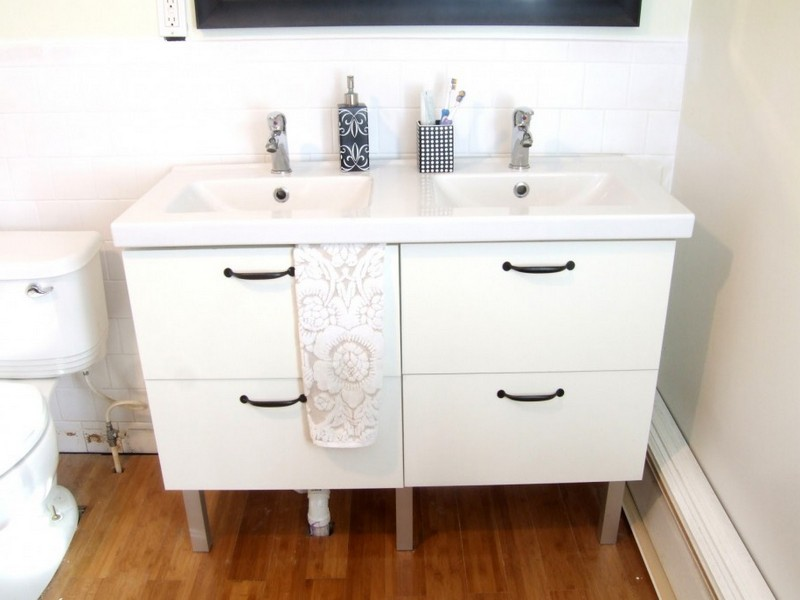 Bathroom Vanity Building Plans