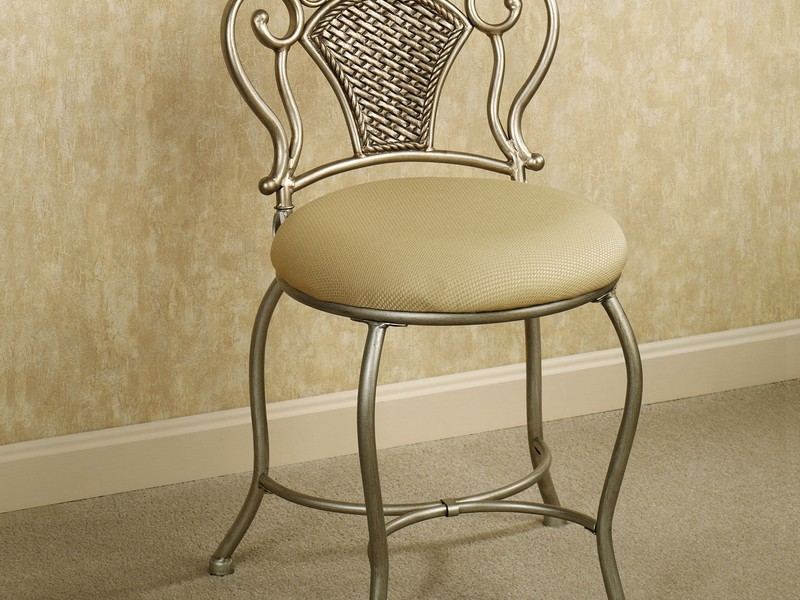 Bathroom Vanity Chair With Back