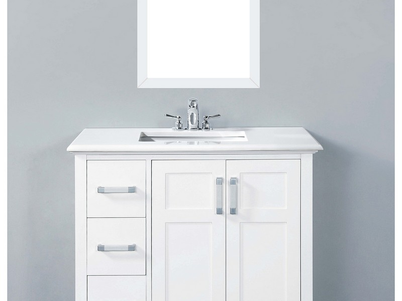 Bathroom Vanity Combo 24 Inch