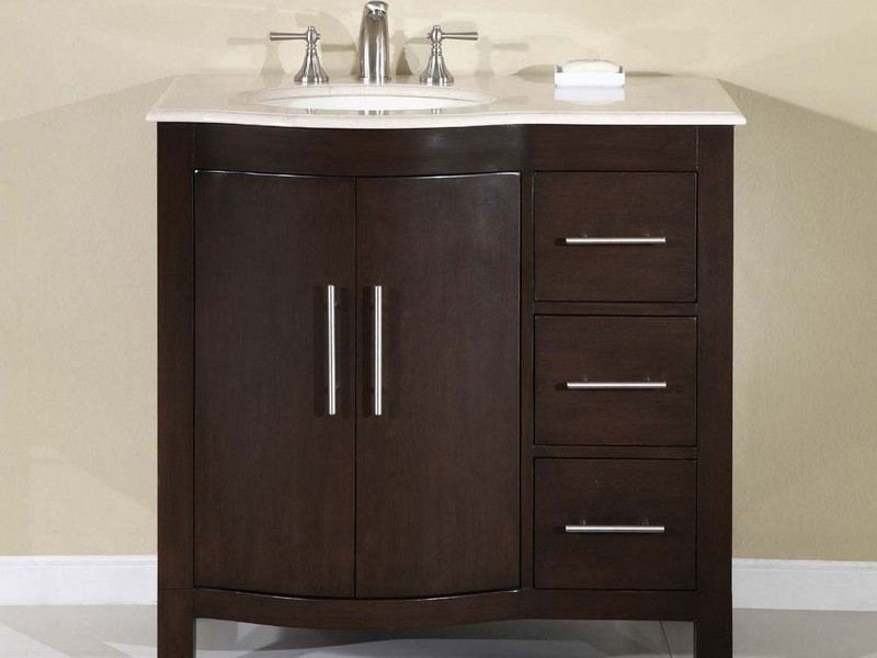 Bathroom Vanity Combo Home Depot
