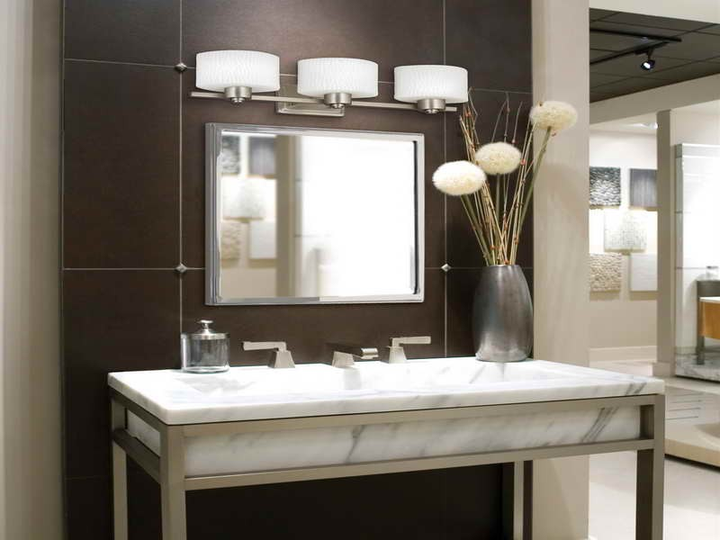 Bathroom Vanity Light Fixtures Modern