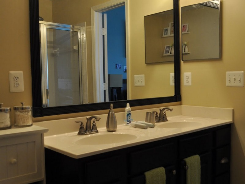 Bathroom Vanity Mirror Lighting Ideas
