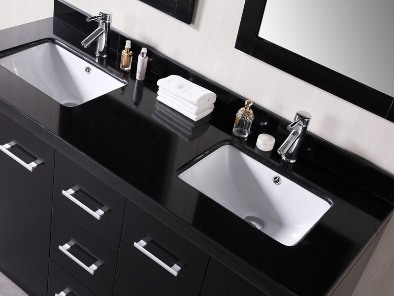 Bathroom Vanity Tops With Double Sinks