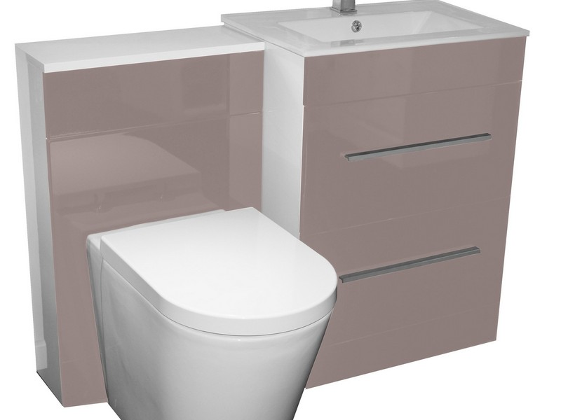Bathroom Vanity Units With Basin And Toilet