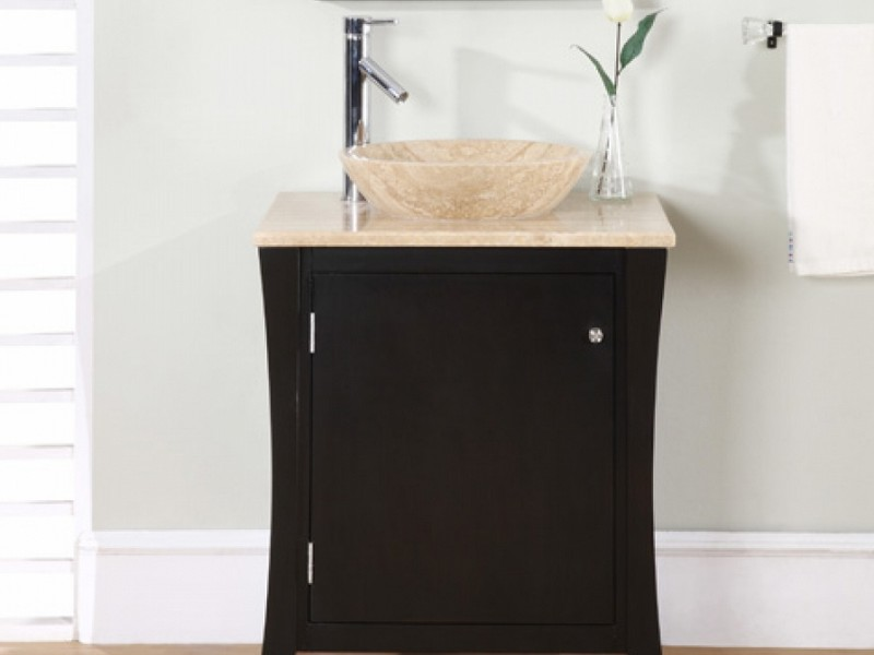 Bathroom Vanity Vessel Sink Height