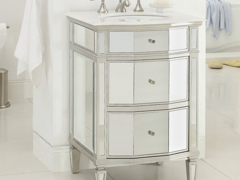 Bathroom Vanity With Drawers 24 Inches