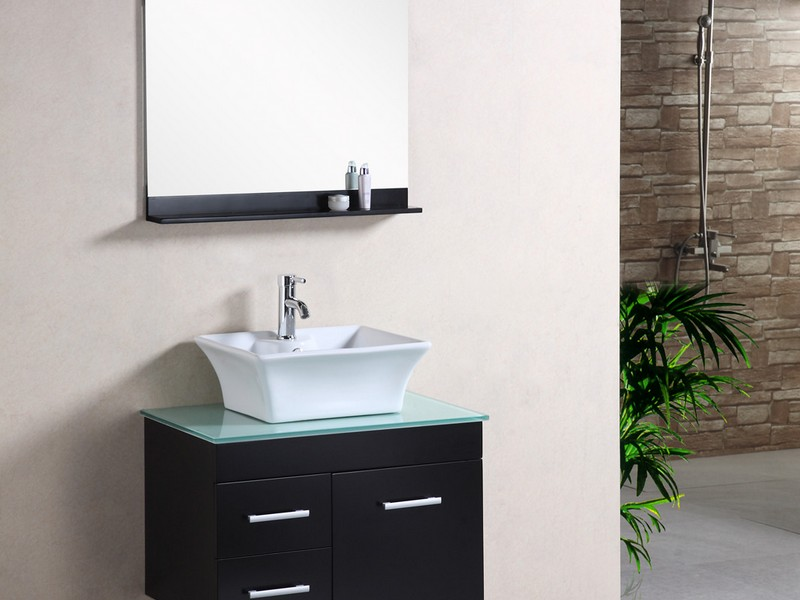 Bathroom Vanity With Vessel Sink Mount