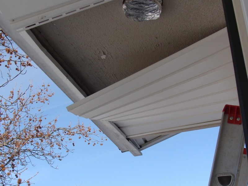 Bathroom Vent Exhaust Soffit