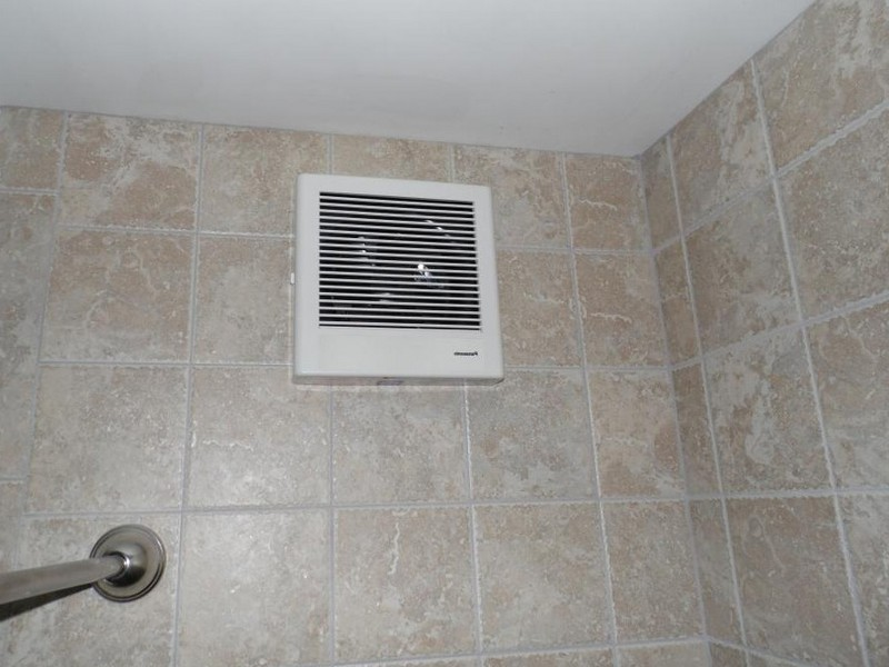 Bathroom Vent Fan Wall Mount