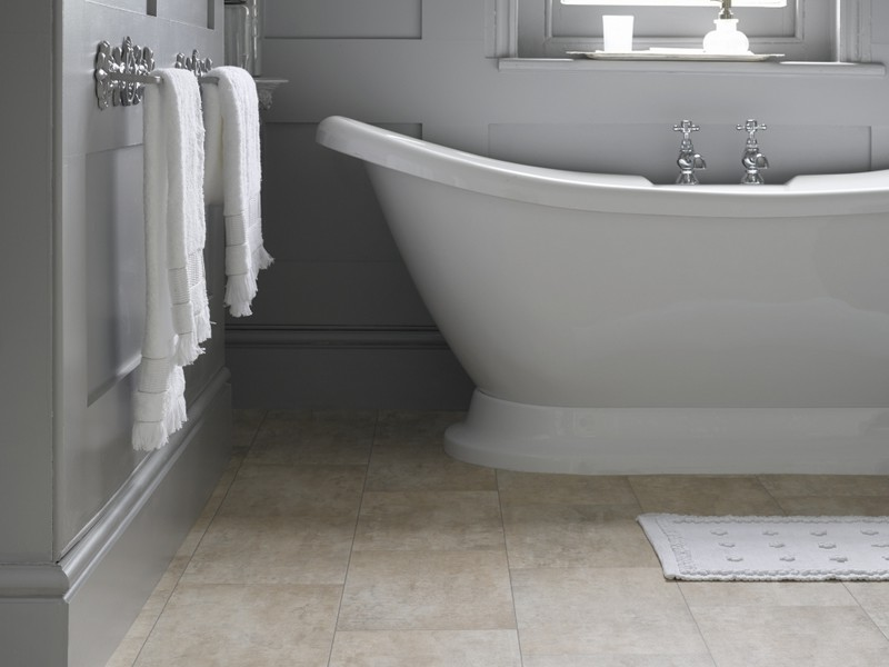Bathroom Vinyl Flooring Ideas