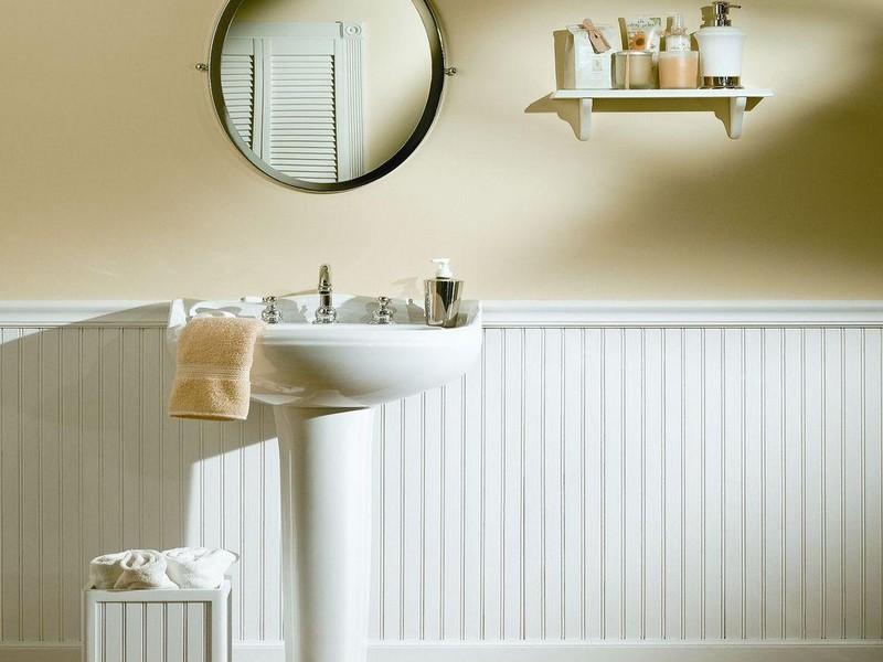 Bathroom Wainscoting Kits
