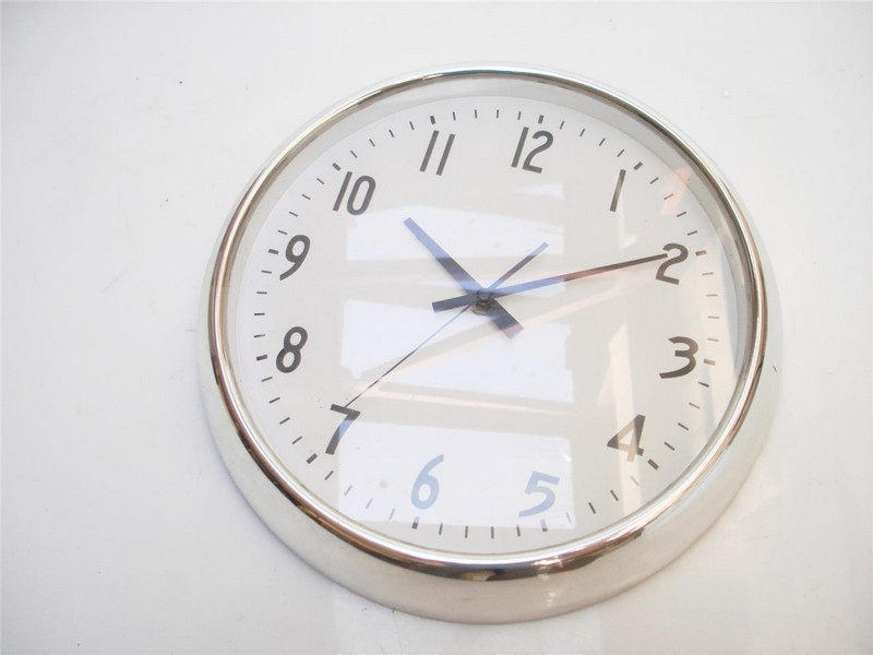 Bathroom Wall Clocks Uk