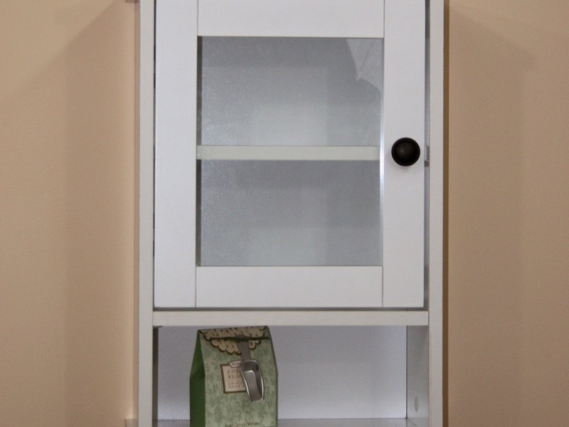 Bathroom Wall Mounted Storage Cabinets