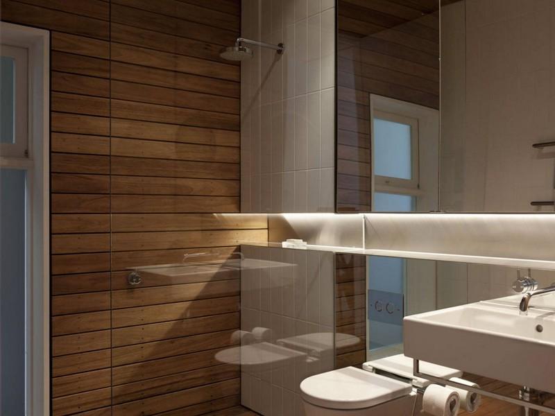 Bathroom Wall Paneling Ideas