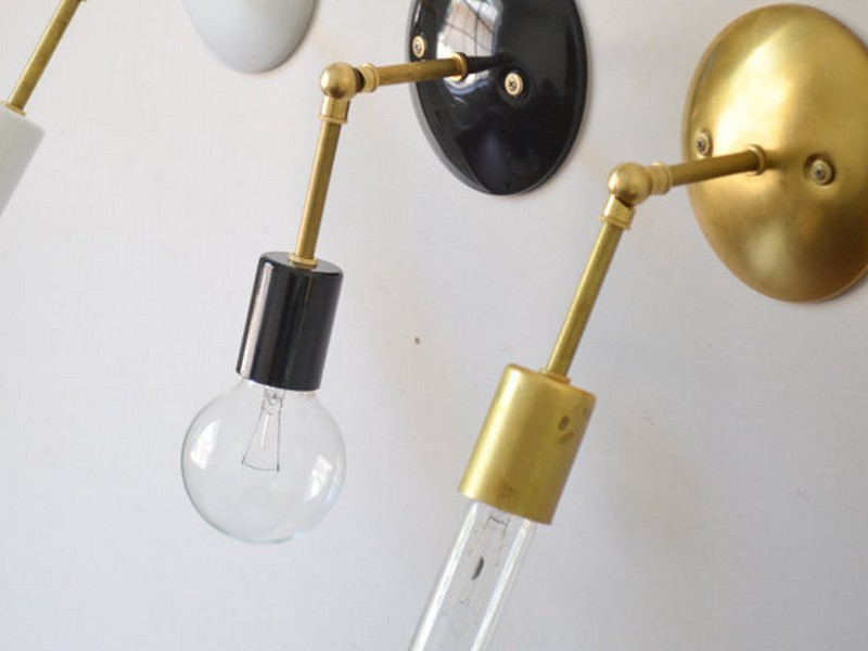 Bathroom Wall Sconces Industrial