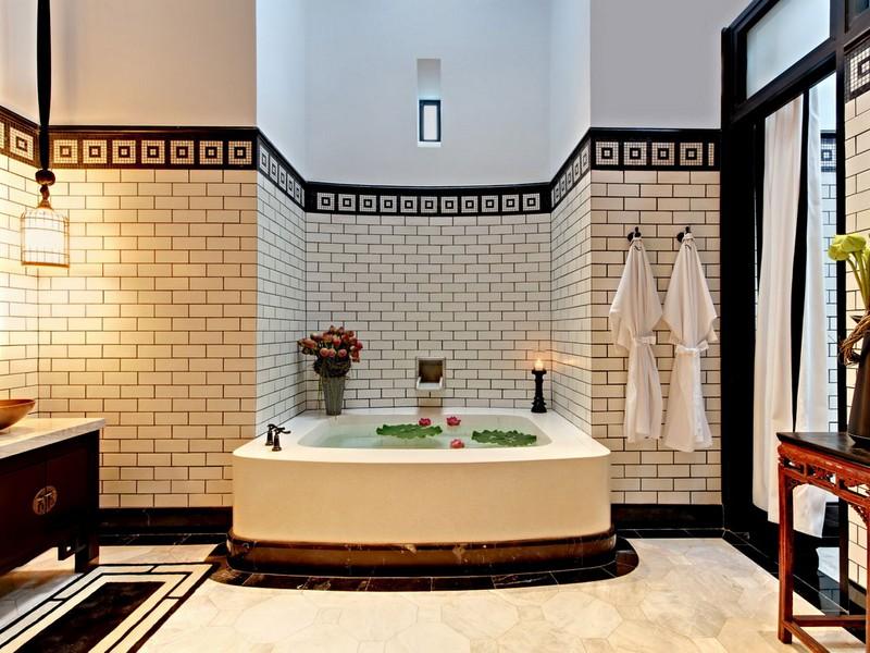 Chinese Bathroom Interior Design