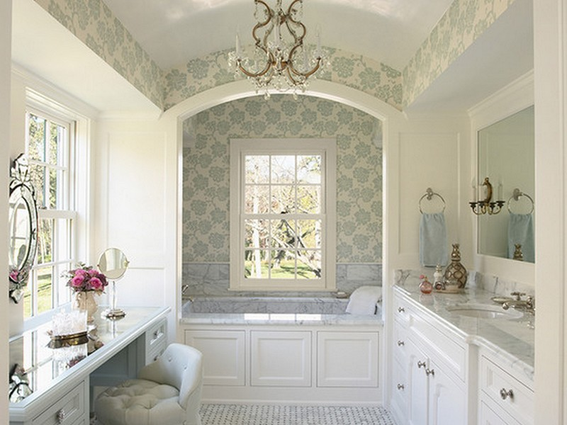 Bathroom Wallpaper Designs Uk