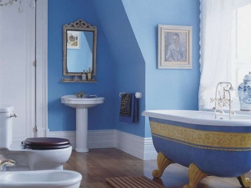 Bathroom Wallpaper Ideas Uk