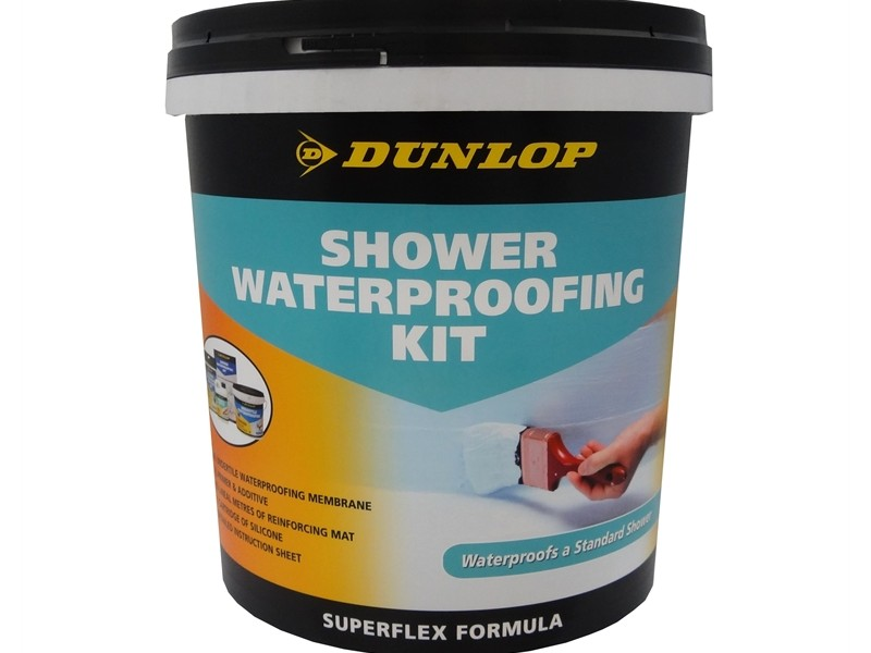Bathroom Waterproofing Materials