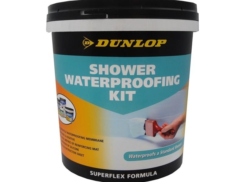 Bathroom Waterproofing Materials