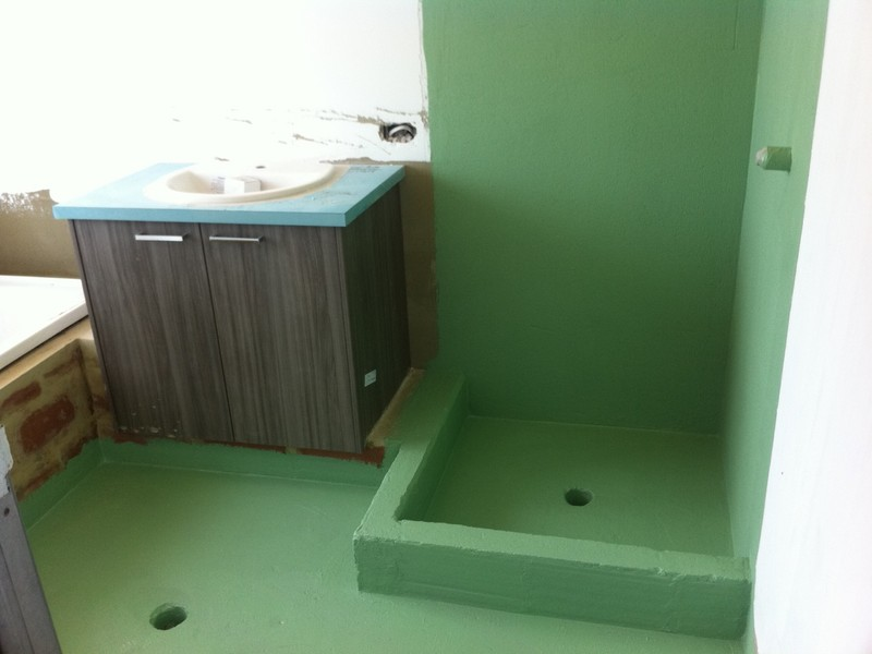 Bathroom Waterproofing