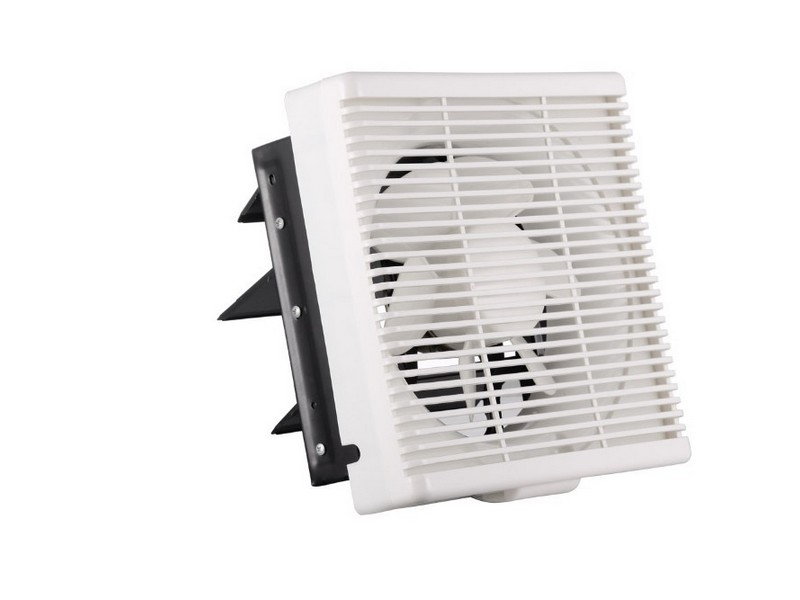 Bathroom Window Exhaust Fan With Louvers