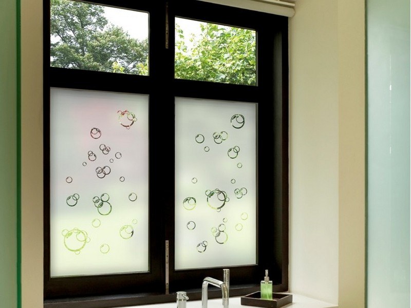 Bathroom Window Privacy Film Home Depot