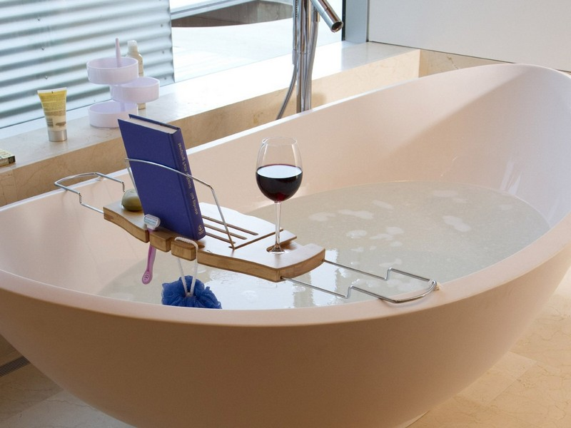 Bathtub Reading Tray