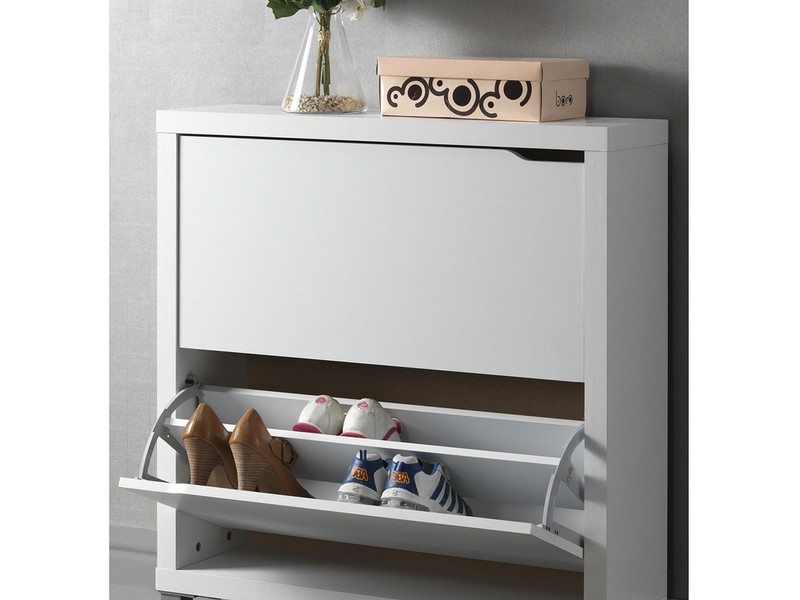 Baxton Studio Shoe Cabinet