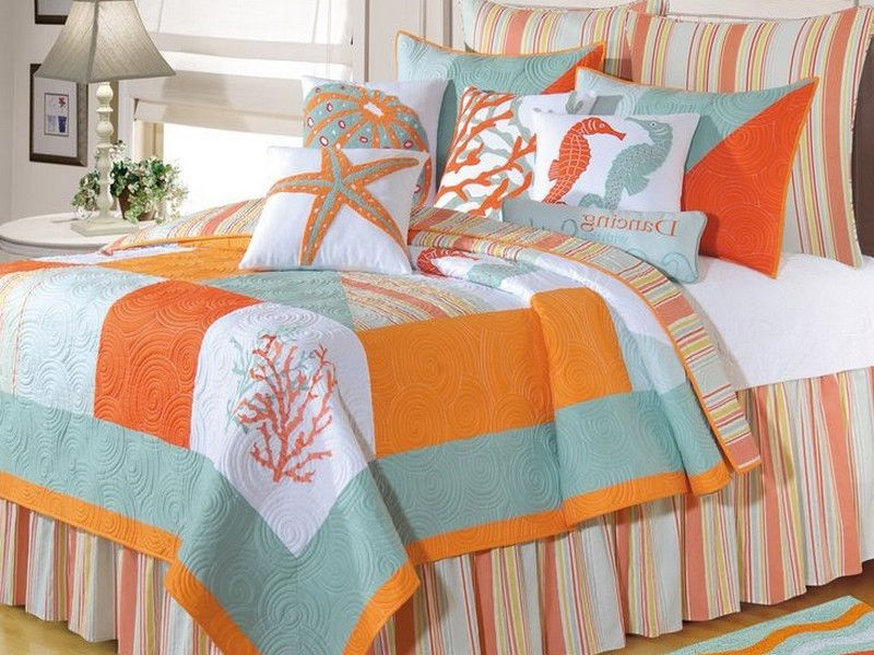Beach Cottage Bedding Collection