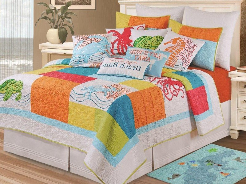 Beach Cottage Bedding Sets