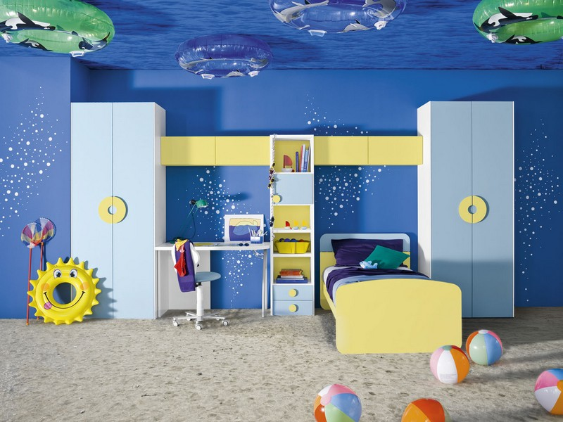 Beach Themed Bedding For Kids