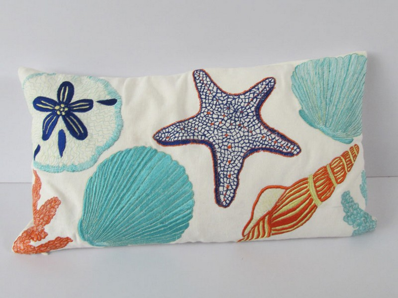 Beach Themed Pillows