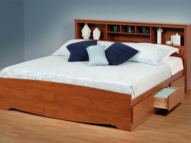 Beds Without Headboards With Storage