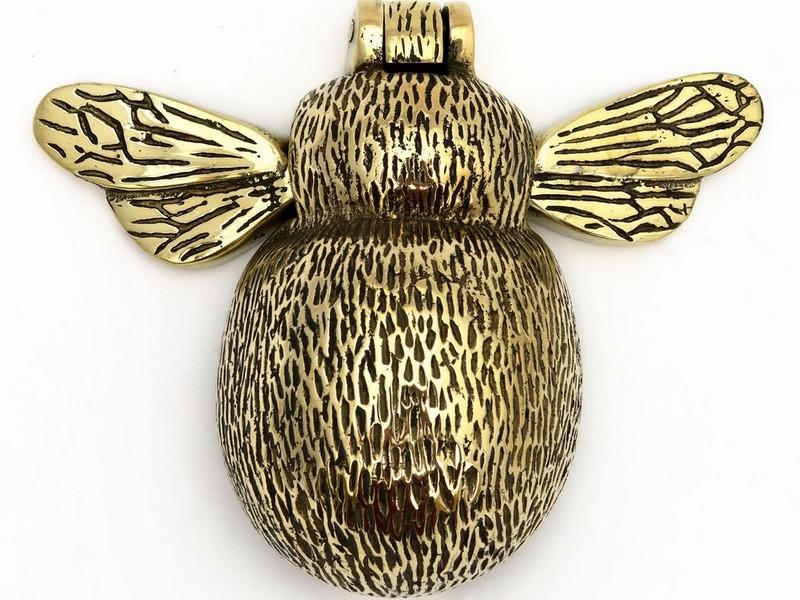 Bee Door Knocker Uk
