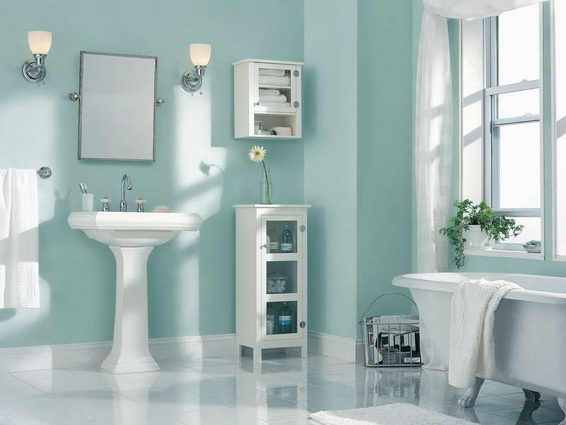Behr Bathroom Paint Ideas