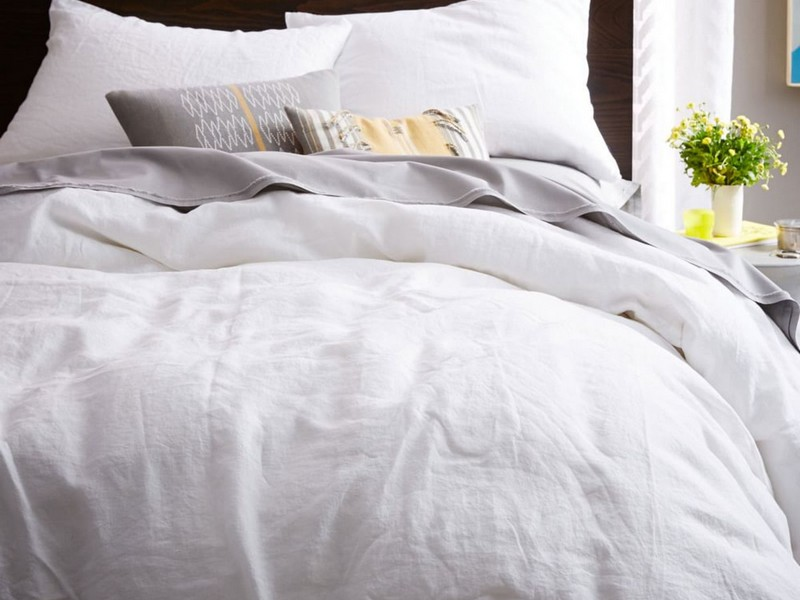 Belgian Linen Duvet Cover Uk