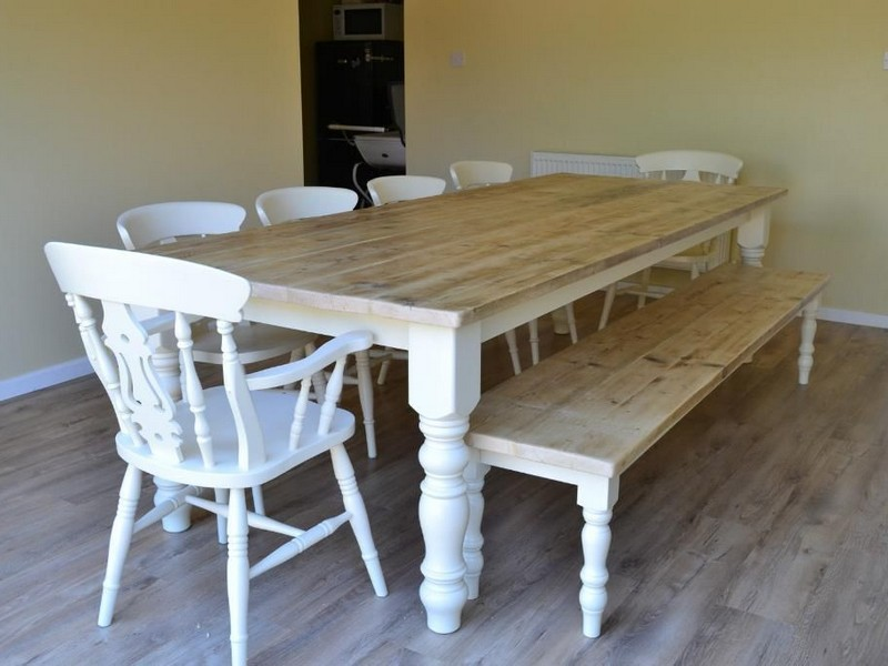 Bench Style Dining Table Uk