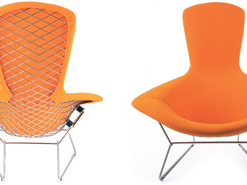 Bertoia Bird Chair Cover