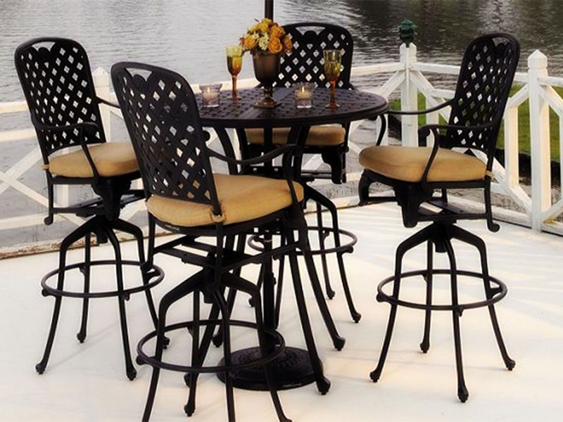 Bistro Table Sets Outdoor