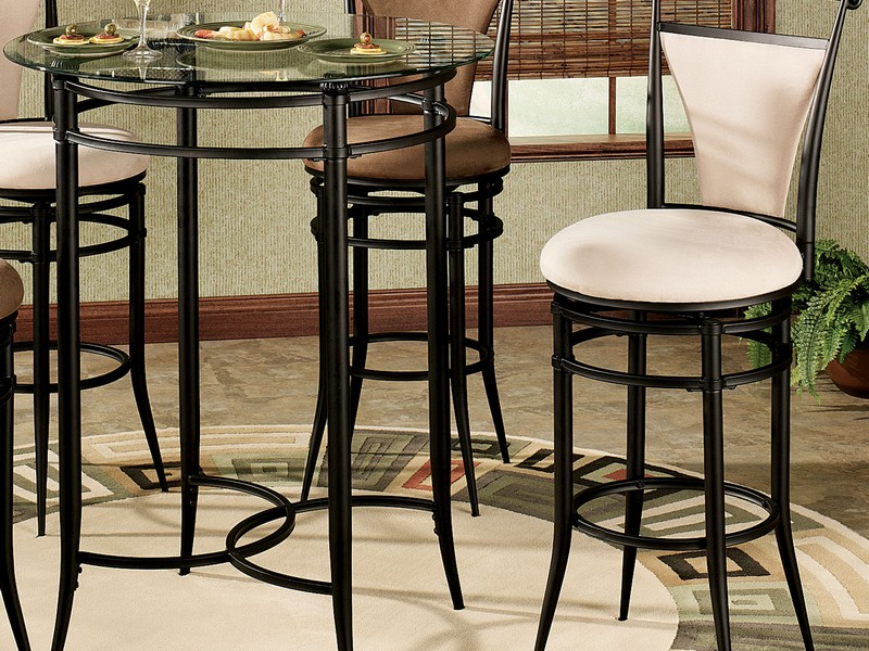 Bistro Tables And Chairs Indoors