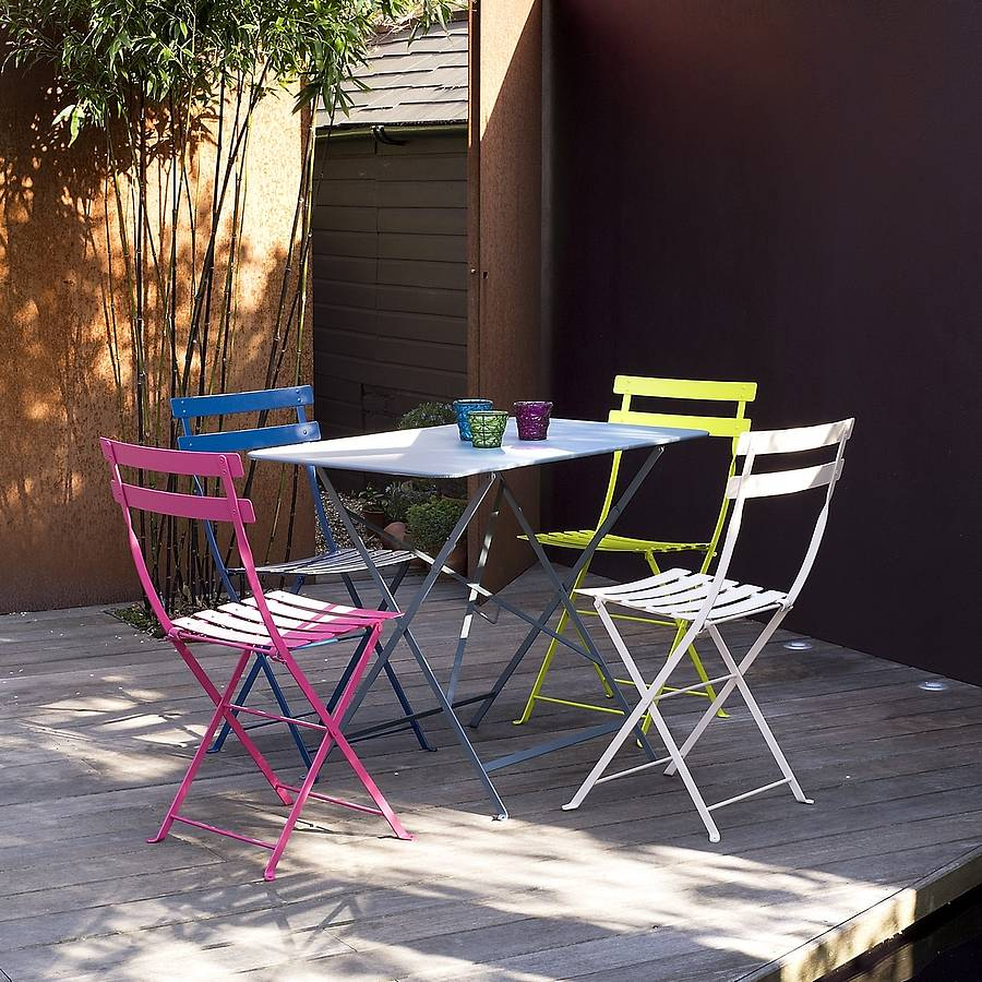 Bistro Tables And Chairs Outdoor