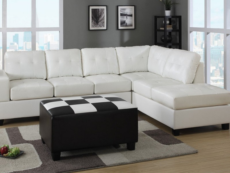 Black Sectional Sleeper Sofa