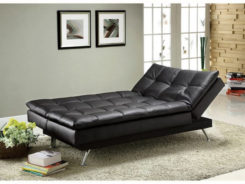 Black Sleeper Sofa