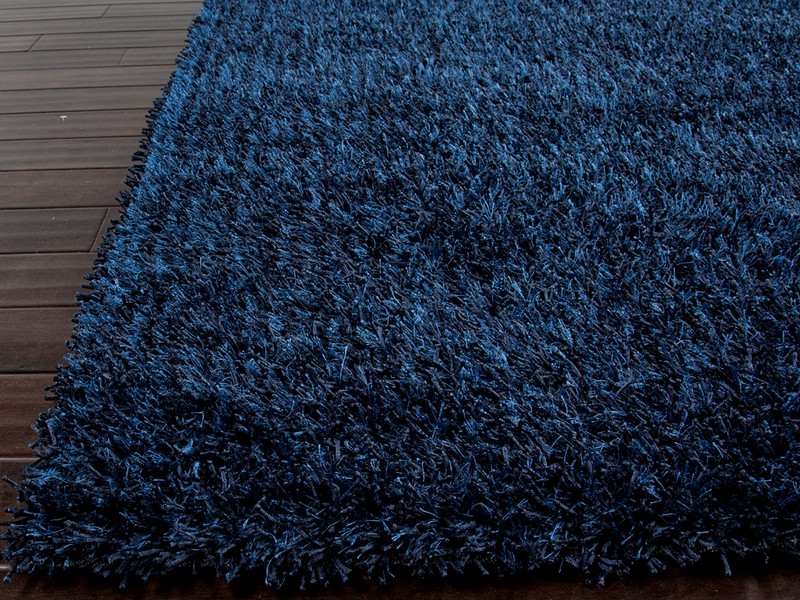Blue Shag Rugs