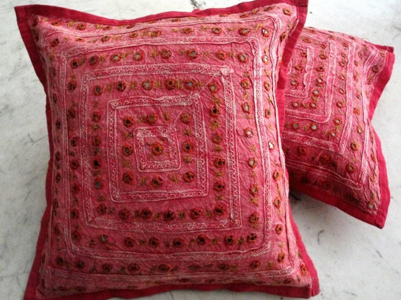 Bohemian Throw Pillows