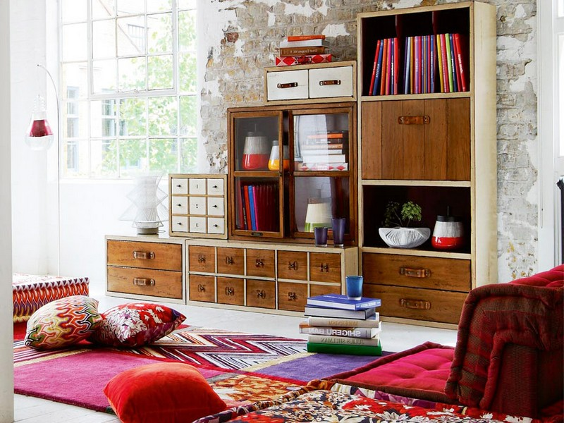 Boho Chic Style Furniture